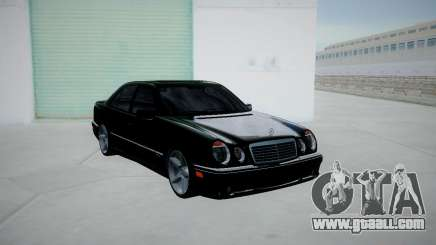 Mercedes-Benz E55 W210 for GTA San Andreas