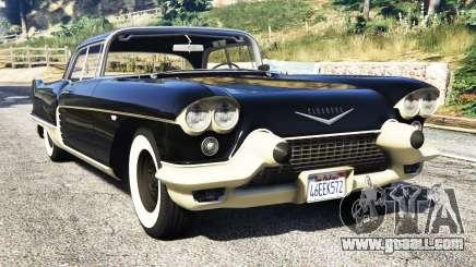 Cadillac Eldorado Brougham 1957 v1.1 for GTA 5