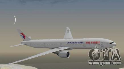 Boeing 777-300ER China Eastern Airlines for GTA San Andreas
