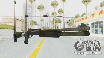 Assault M1014 for GTA San Andreas
