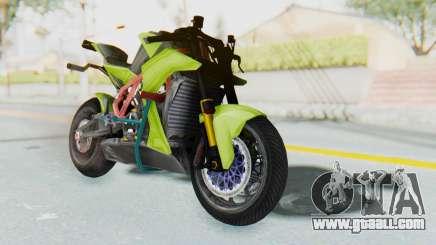 KTM 1190 R Stunter for GTA San Andreas