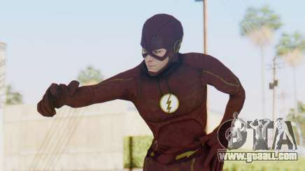 The Flash CW for GTA San Andreas