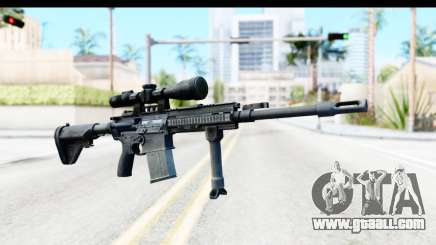 CoD Ghosts - G-28 Custom for GTA San Andreas
