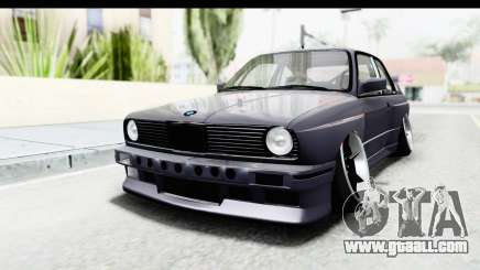 BMW M3 E30 2015 JDM for GTA San Andreas