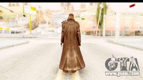 Marvel Heroes - Blade for GTA San Andreas third screenshot