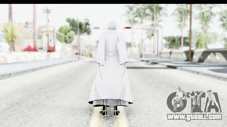 Bleach - Ichimaru for GTA San Andreas third screenshot