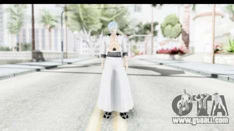 Bleach - Grimmjow for GTA San Andreas second screenshot