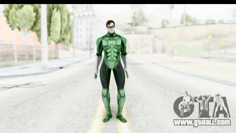 Injustice God Among Us - Green Lantern for GTA San Andreas second screenshot