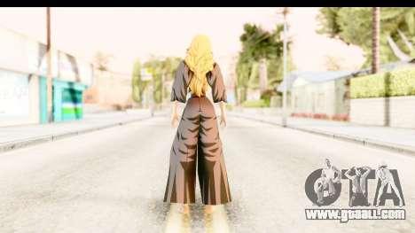 Bleach - Rangiku for GTA San Andreas third screenshot