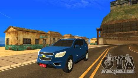 Chevrolet TrailBlazer 2015 LTZ for GTA San Andreas