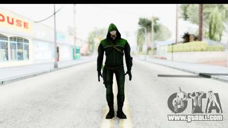 Injustice God Among Us - Green Arrow TV Show for GTA San Andreas second screenshot