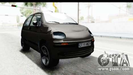 Daewoo Matiz for GTA San Andreas