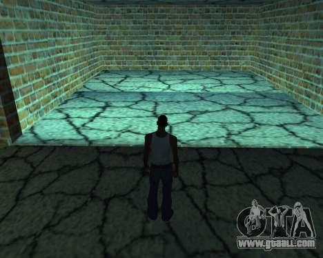 New garage Armenia for GTA San Andreas forth screenshot