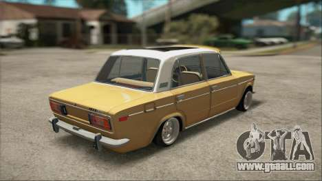 VAZ 2106 Summer for GTA San Andreas left view
