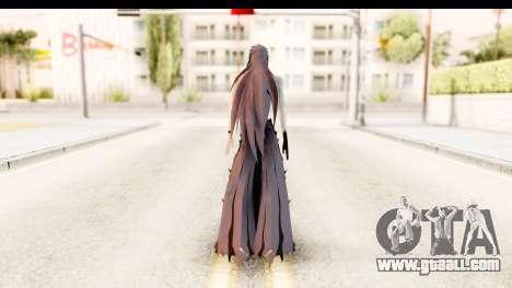 Bleach - Ichigo MF for GTA San Andreas third screenshot