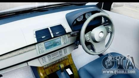 Toyota Avanza Veloz 2012 v1.1 for GTA San Andreas back view