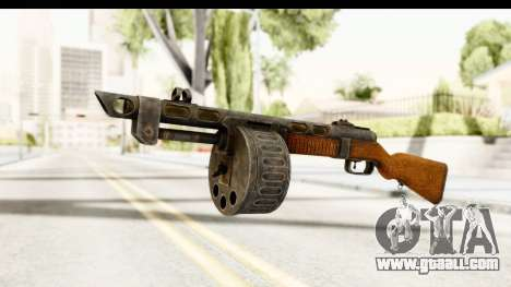 The Terrible Shotgun for GTA San Andreas