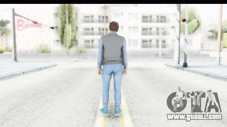 GTA 5 DLC Finance and Felony Skin for GTA San Andreas third screenshot