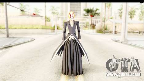Bleach - Ichigo v4 for GTA San Andreas second screenshot