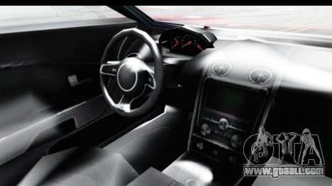 GTA 5 Vapid Bullet Face FMJ for GTA San Andreas inner view