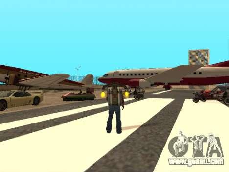 Cars spawn for GTA San Andreas sixth screenshot