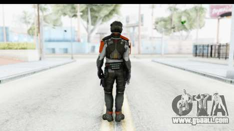 Homefront The Revolution - KPA v5 Captain for GTA San Andreas third screenshot