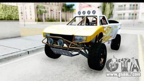 GTA 5 Trophy Truck IVF for GTA San Andreas side view