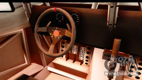GTA 5 Desert Raid SA Lights PJ for GTA San Andreas inner view