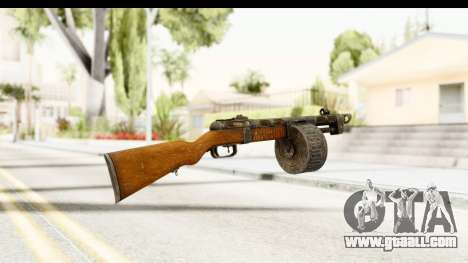 The Terrible Shotgun for GTA San Andreas second screenshot