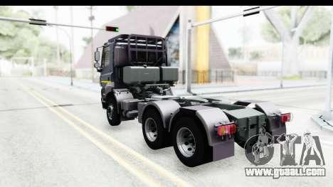 Tatra Phoenix Agro Truck v1.0 for GTA San Andreas left view