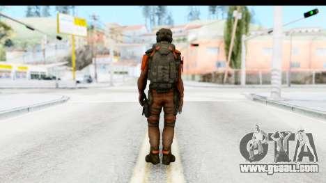Homefront The Revolution - KPA v3 Red for GTA San Andreas third screenshot
