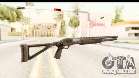 MP-153 for GTA San Andreas second screenshot