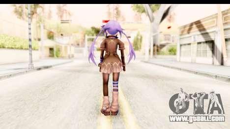 Ankokuboshi Kurome for GTA San Andreas third screenshot