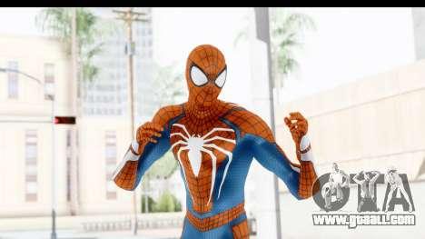 Spider-Man PS4 E3 for GTA San Andreas