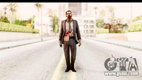Left 4 Dead 2 - Zombie Suit for GTA San Andreas second screenshot