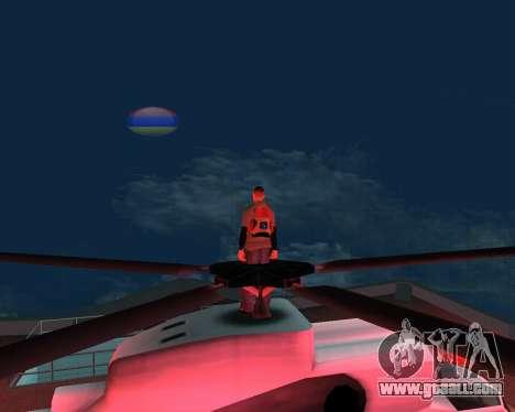 New moon Armenian for GTA San Andreas third screenshot