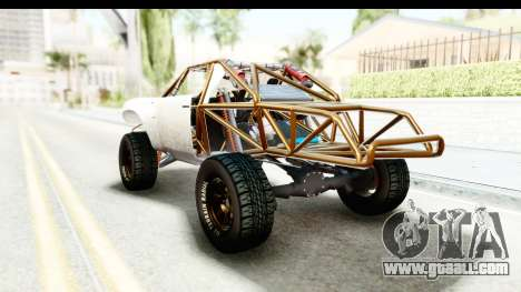 GTA 5 Trophy Truck IVF for GTA San Andreas left view