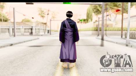 Miroku for GTA San Andreas second screenshot