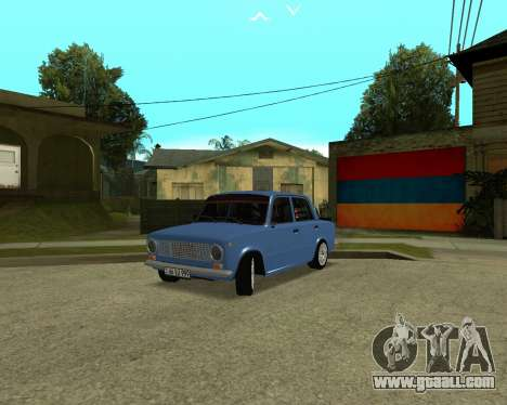 VAZ 2101 Armenia for GTA San Andreas