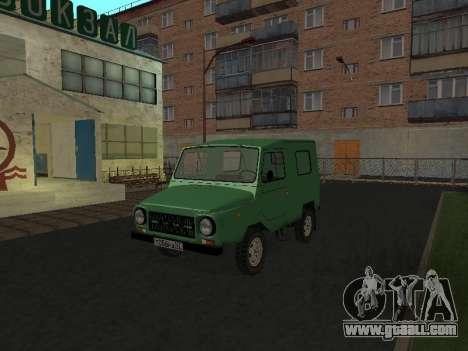 LuAZ 969М v2 for GTA San Andreas