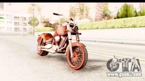 Rat Rod Freeway for GTA San Andreas