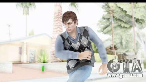 GTA 5 DLC Finance and Felony Skin for GTA San Andreas