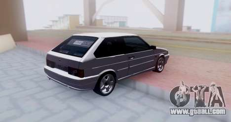 VAZ 2113 LoudSound for GTA San Andreas right view