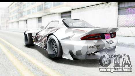 GTA 5 Bravado Banshee 900R Carbon Mip Map for GTA San Andreas