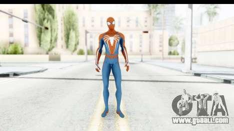 Spider-Man PS4 E3 for GTA San Andreas second screenshot