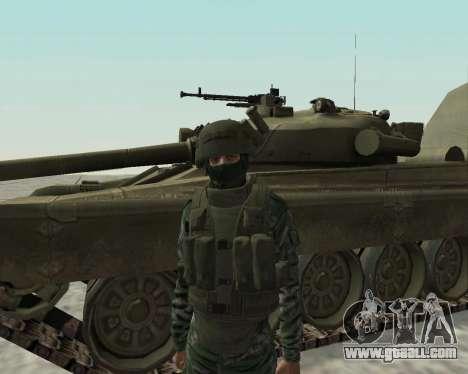 Pak fighters airborne for GTA San Andreas tenth screenshot
