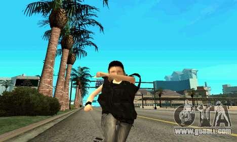 Female trainer SWAT for GTA San Andreas sixth screenshot