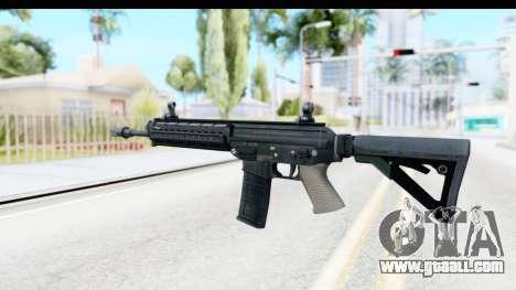 SG556 for GTA San Andreas second screenshot