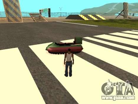 Cars spawn for GTA San Andreas fifth screenshot
