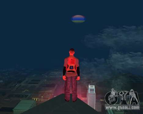 New moon Armenian for GTA San Andreas